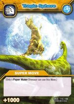 Tragic Sphere TCG Card 1