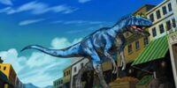 Dinosaur King episode 33