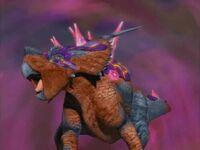 Achelousaurus (Spectral Armor) 1