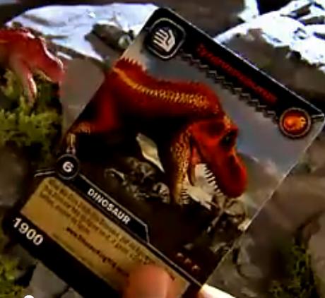 File:Tyrannosaurus TCG Card 4.png