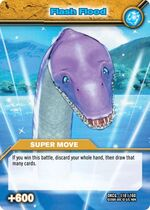 Futabasaurus TCG card