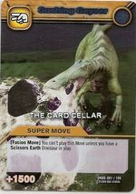 Gushing Geyser TCG Card 1-Silver