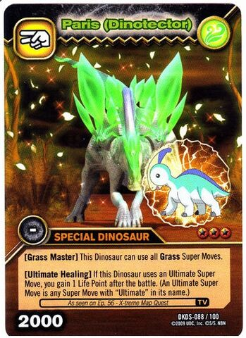 File:Parasaurolophus - Paris DinoTector TCG Card 1-DKDS-Gold (German).jpg