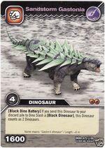 Gastonia-Sandstorm TCG Card
