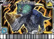 Pachyrhinosaurus card