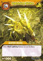 Lightning Strike TCG Card