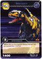 Sinraptor TCG card