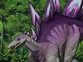 Dinosaur King Stegosaurus