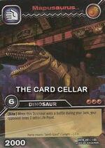 Mapusaurus Card
