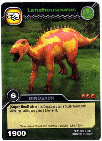 File:Lanzhousaurus TCG Card 1-Silver.png