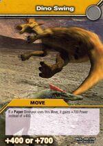 Dino swing TCG Card