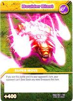 Boulder Blast TCG Card