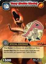 Terry(Battle Mode) TCG Card