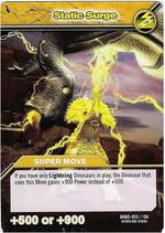 Static Surge TCG Card