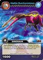 Suchomimus alpha TCG card