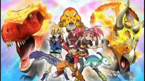 Dinosaur King Opening 2- Sora no Kodomo-tachi (full)-2