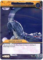 Hurricane Strike TCG Card 1-Silver