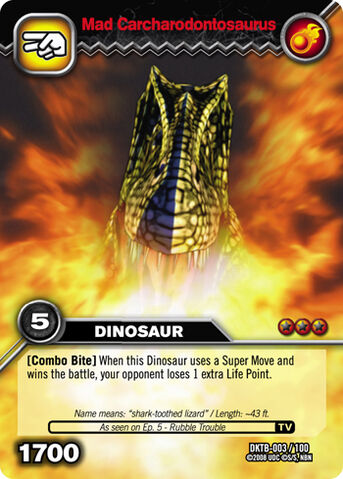 File:Carcharodontosaurus mad TCG card.jpg