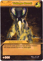 Voltage Boost TCG Card