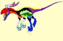 Super Deinonychus