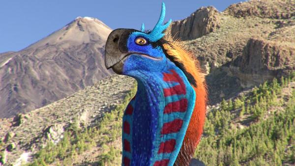 File:Gigantoraptor head .jpg