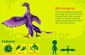 File:Microraptor from Dinosaur Train.jpg