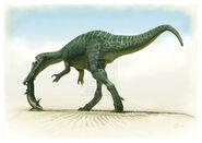 Baryonyx walkeri by olorotitan-d3jpwce