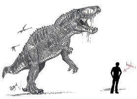 Fasolasuchus by hodarinundu-d2yjoi0