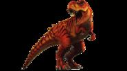 Jurassic world the game hybrid t rex by sonichedgehog2-d9y78z6