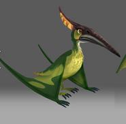 Pteranodon Milles of Tomorrowland