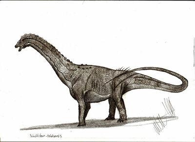 Paludititan nalatzensis by teratophoneus-d4ppp8u