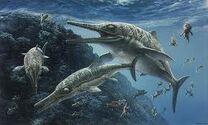 Icthyosaurus