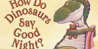 How Do Dinosaurs series