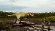Man-eating-monster-dino