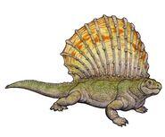 Edaphosaurus colohistion