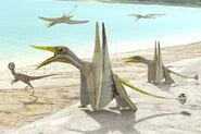 Rhamphorhynchus compsognathus by paleopeter-d8ct991