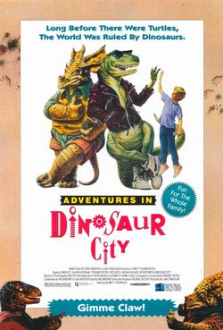 Adventures in Dinosaur City