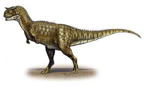 Carnotaurus-sastrei