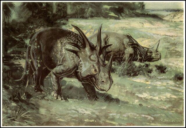 File:34 prean Burian styracosaurus.jpg