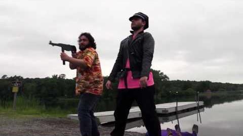 STAY EXTINCT - Thugs VS Dinosaurs Scene (SPOILERS)