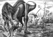 Baryonyx walkeri by paleopastori-d5520rp