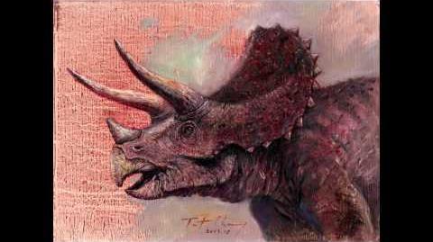 Jurassic Park Triceratops. horridus Sound Effects HD