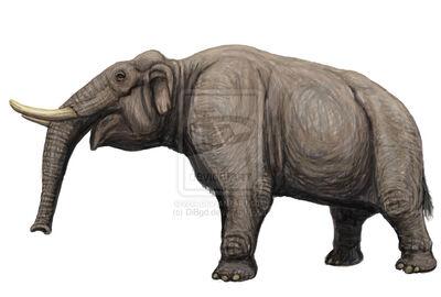Sinomastodon by dibgd-d4q4ibg