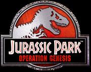 Jurassic Park Operation Genesis