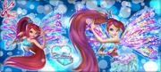 Bloom 3d sirenix wallpaper by alexaspears1333-d68au2f