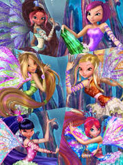 All of the winx