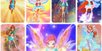 Winx club transformotion