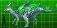 Dinosaurs king armor