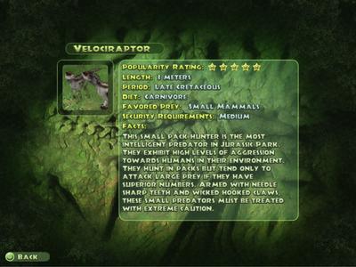 Velociraptor Dinopedia