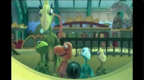 Dinosaur Train - The Amazing Michelinoceras Brothers